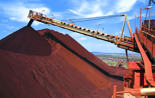 Heavy mineral sands ore deposits - Wikipedia