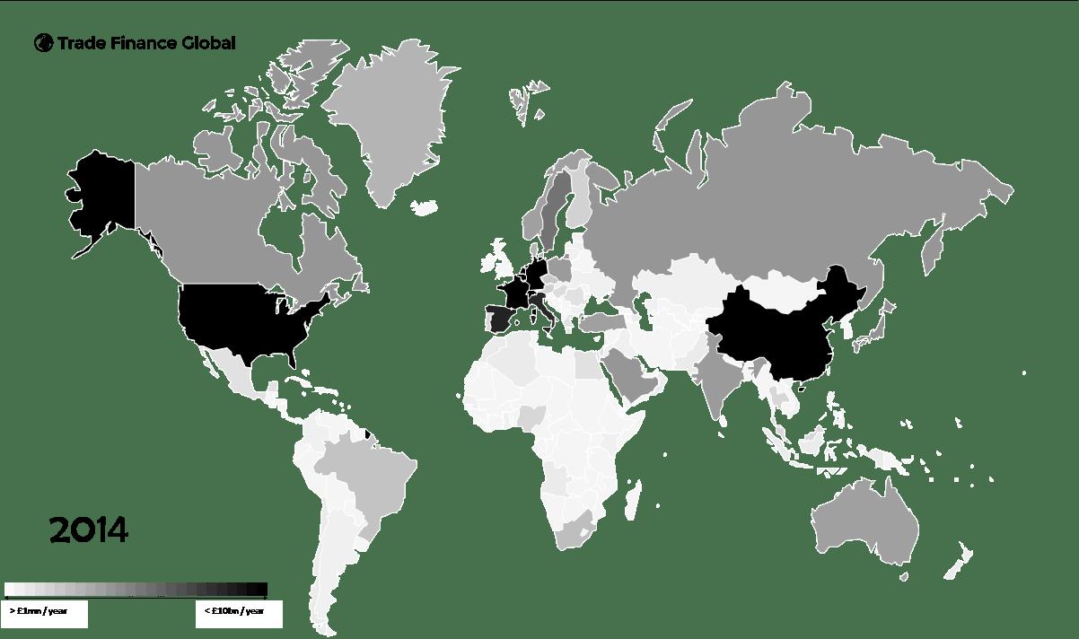 UK Export Data | Trade Finance Global