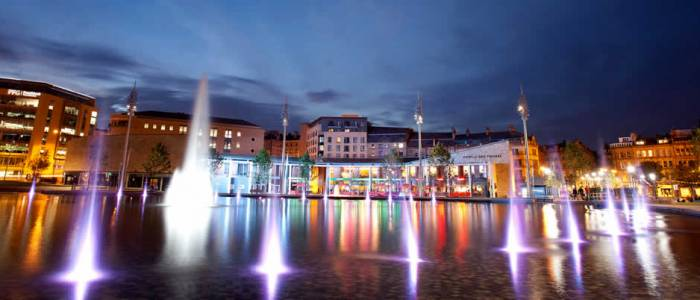 Bradford City has trumped London and Manchester at Trade Finance in a recent Exporter survey
