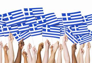 Greek Flag | Greece Referendum