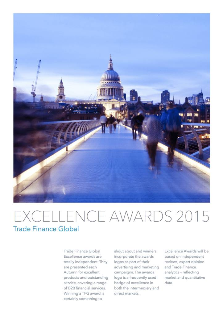 TFG Excellence Awards Preview