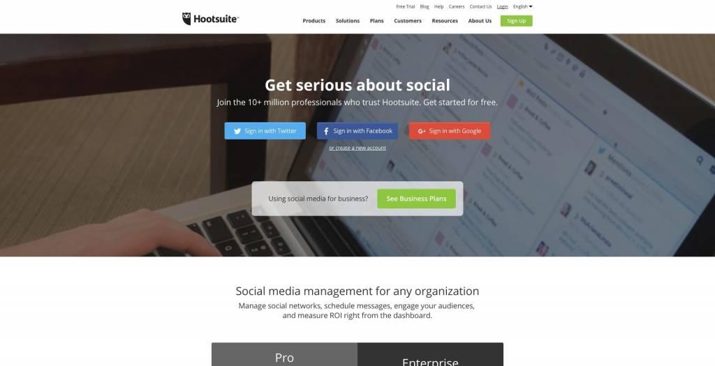 Social media at your fingertips