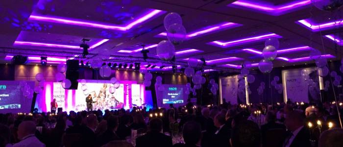 NACFB Gala Dinner and Industry Awards 2015