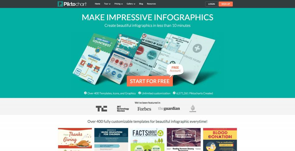 Infographics without spending £000's!
