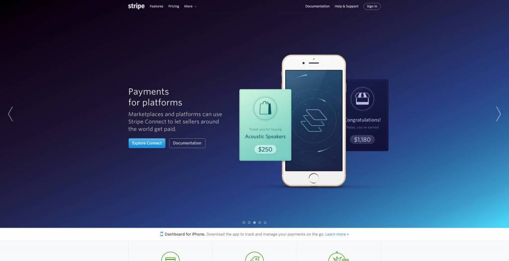 Hassle free payments platform