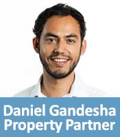 Dan Gandesha Property Partner