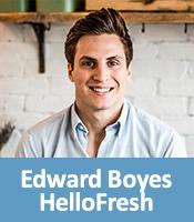 Ed Boyes HelloFresh
