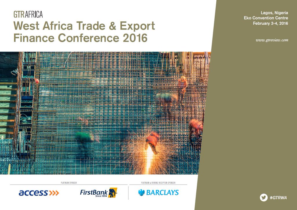 GTR West Africa Trade & Export Trade Conference 2016