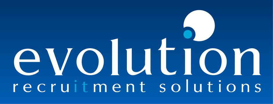 evolution-logo-white-on-blue