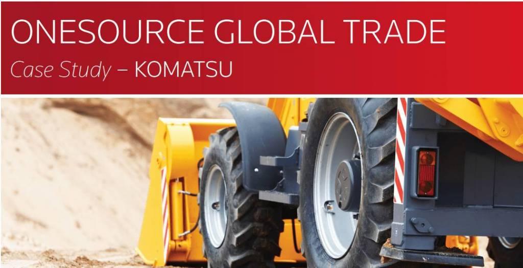 komatsu case study one source