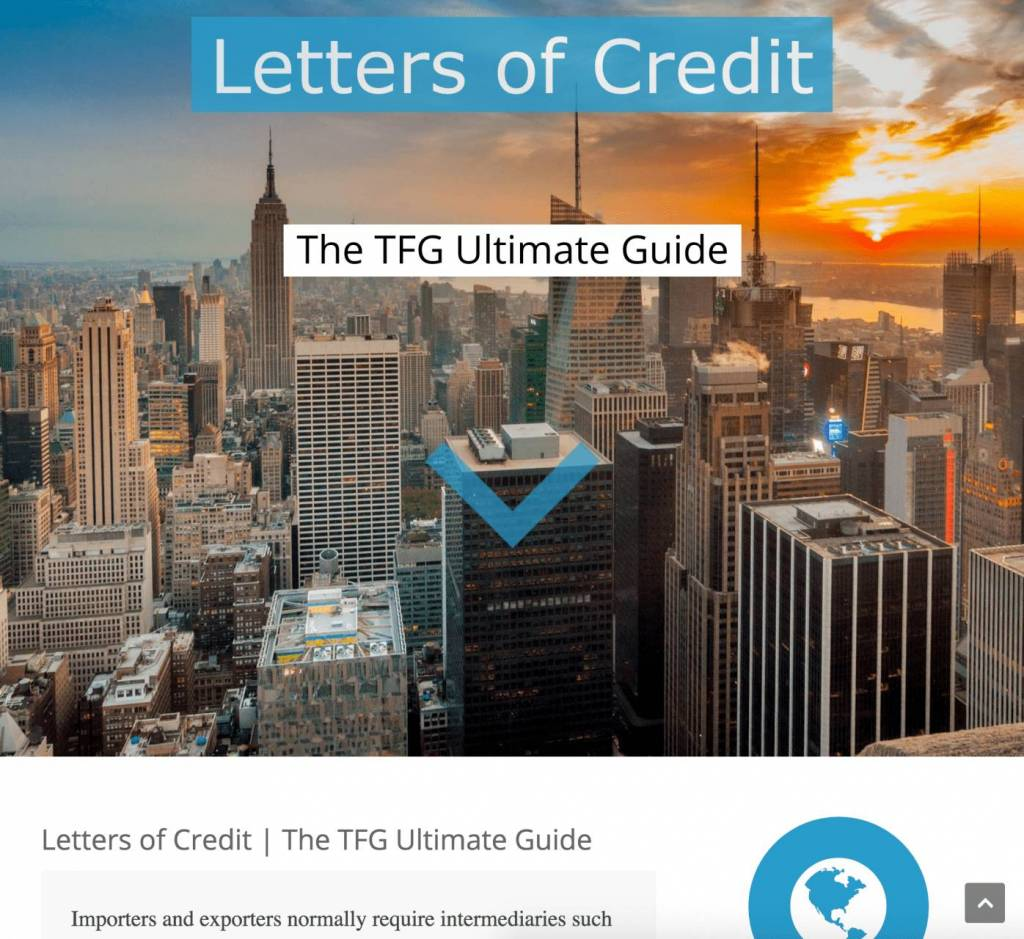 Letter of Credit Guide