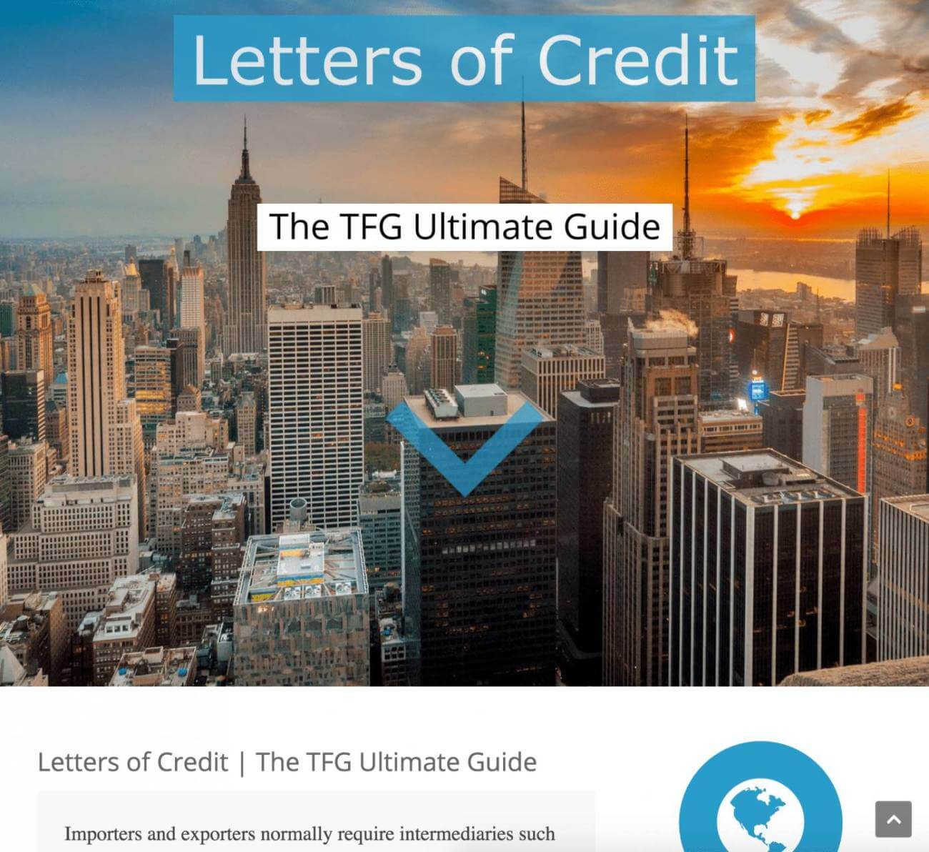 Letters of Credit (LC) Guide