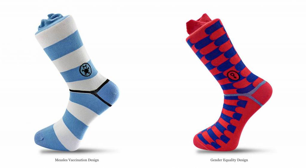 Stand4 Socks Charitable Causes