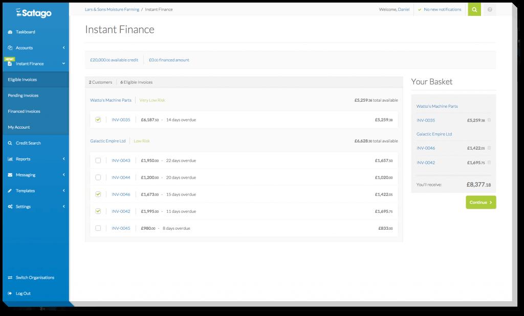 invoice-finance