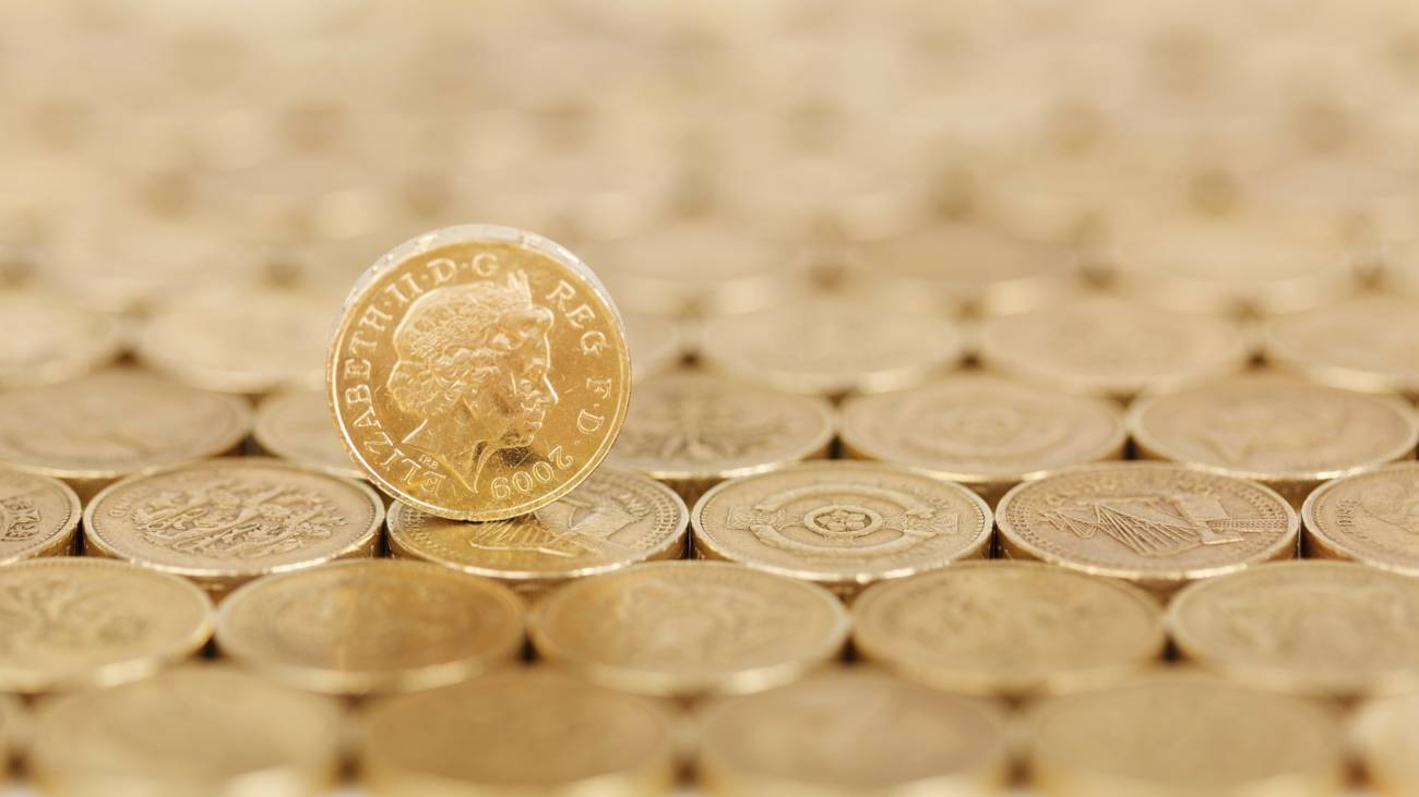 A recipe for Further Recovery in Sterling
