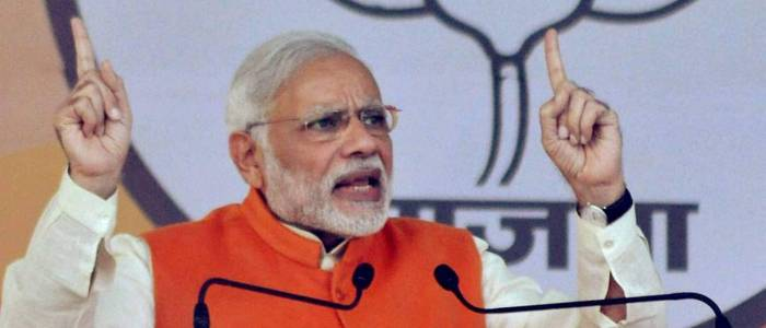 narendra modi indian rupee cash crisis