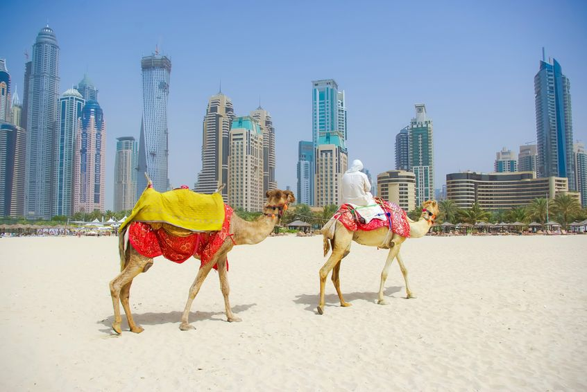Dubai: Technology, tourism and trade