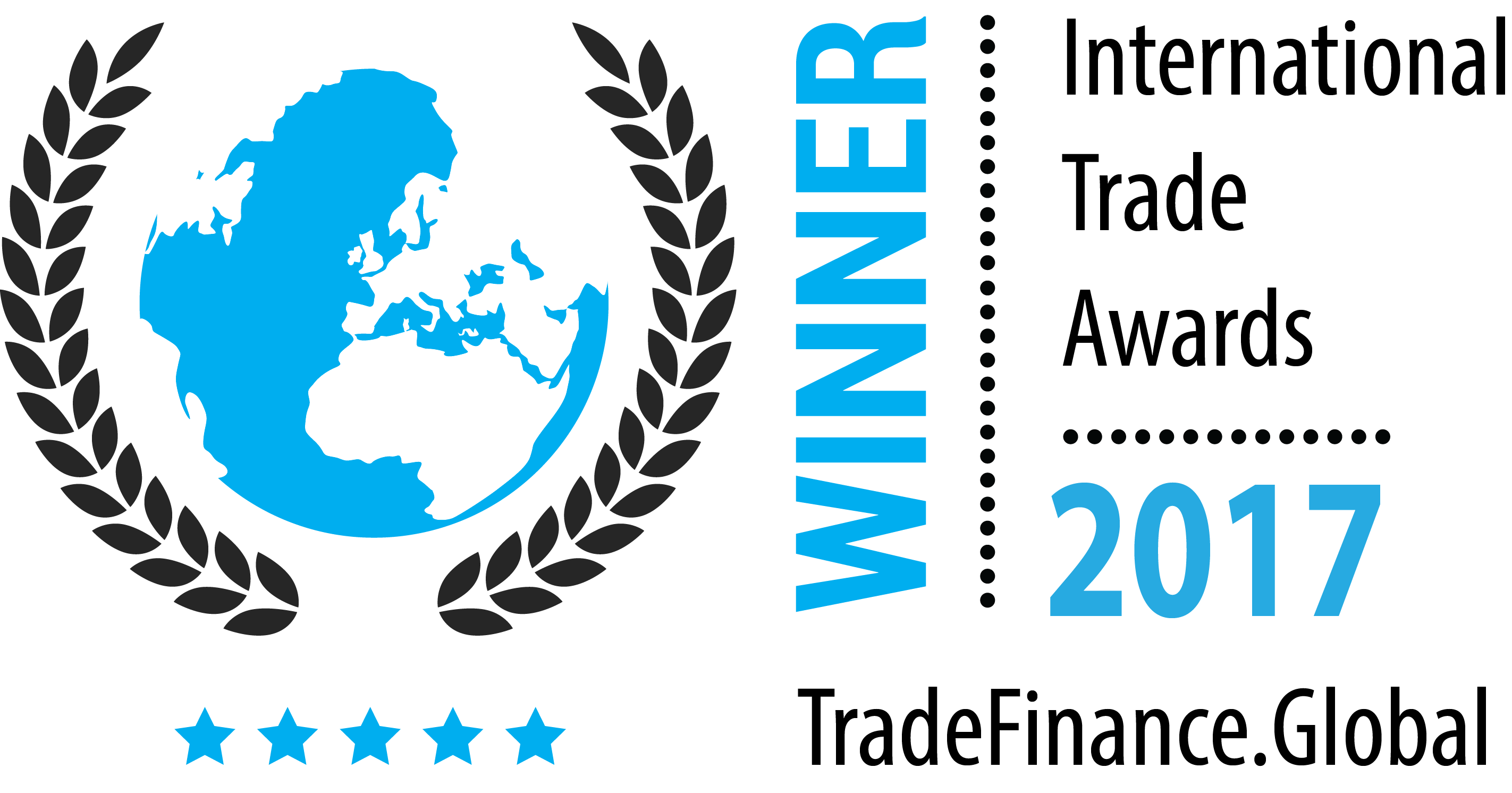 ANNOUNCED: Winner of the TFG International Trade Awards 2017