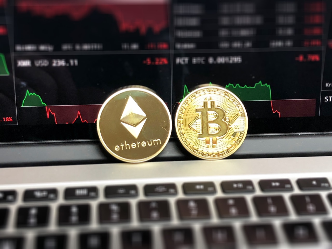 What are the most popular cryptocurrencies in trade finance?