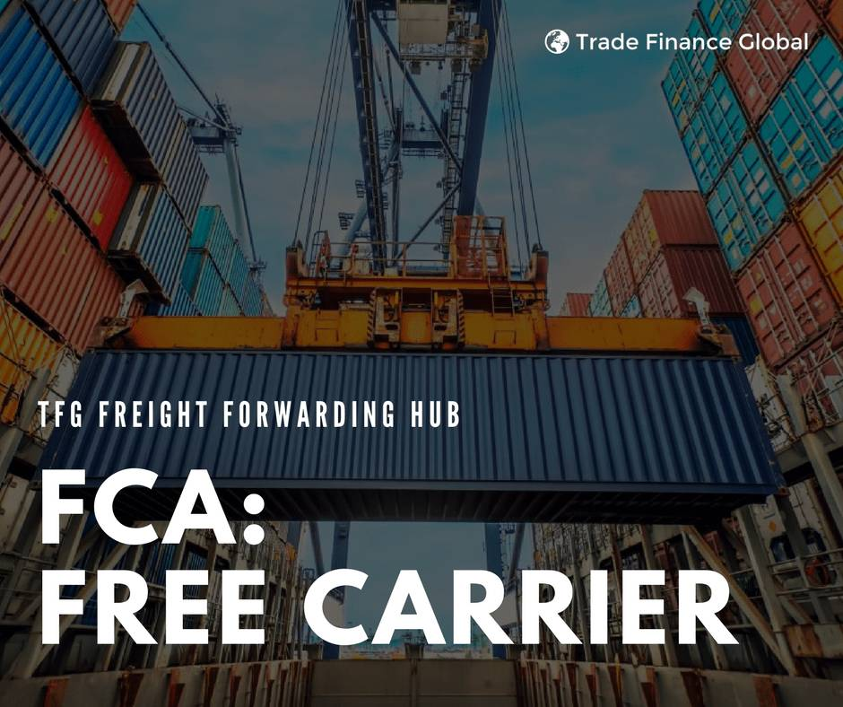 FCA Free Carrier Banner