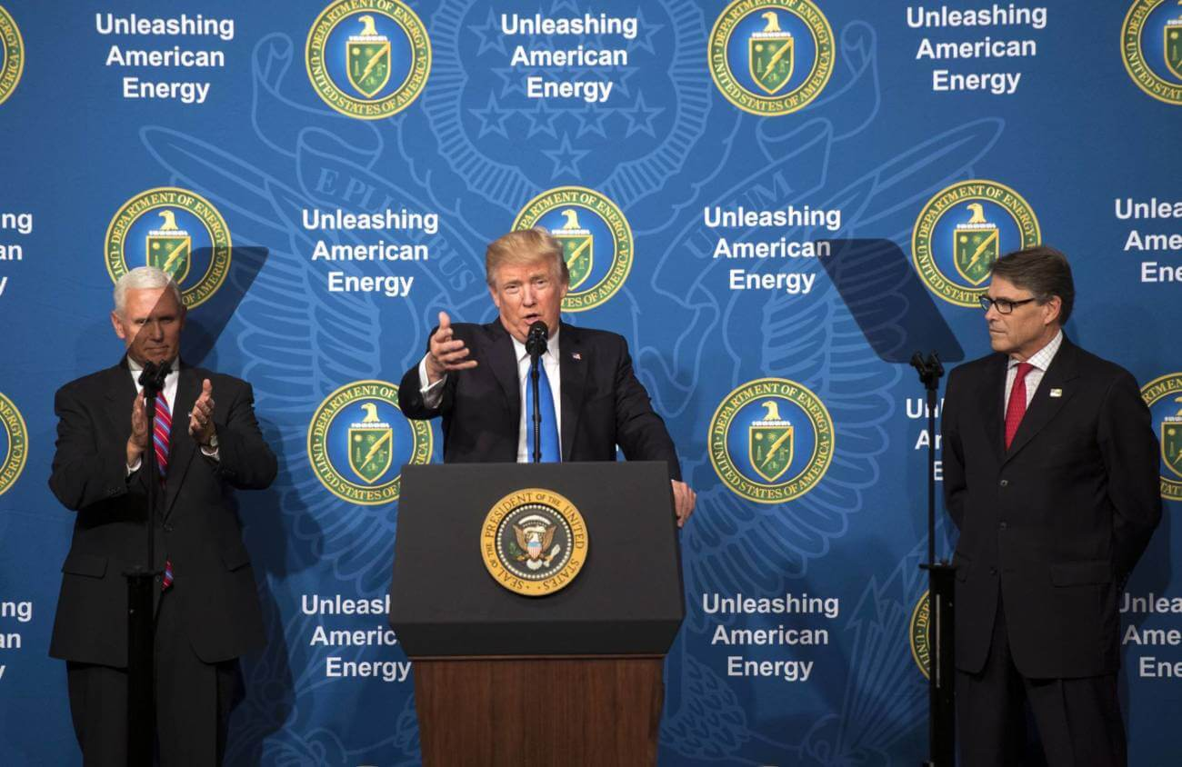 """How Trump's """"energy dominance"""" agenda will help boost the US commodities exports overseas"""