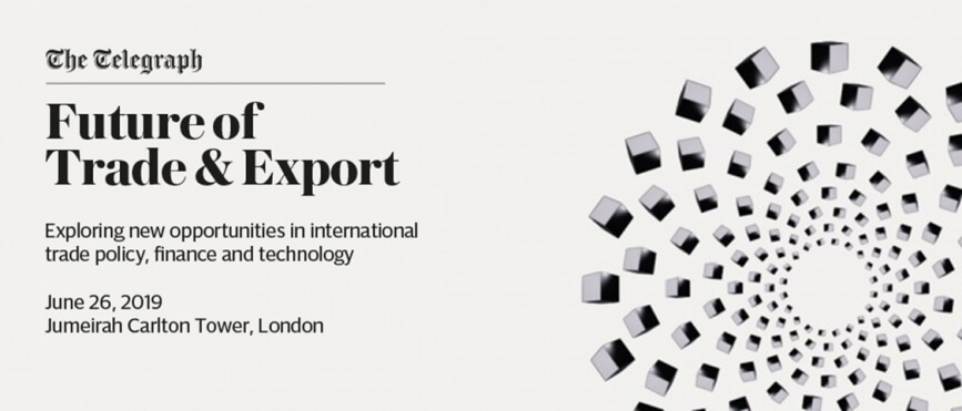 The Telegraph Future of Trade and Export