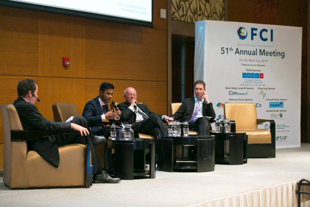 TFG's Deepesh Patel speaks on fintech within factoring industry at