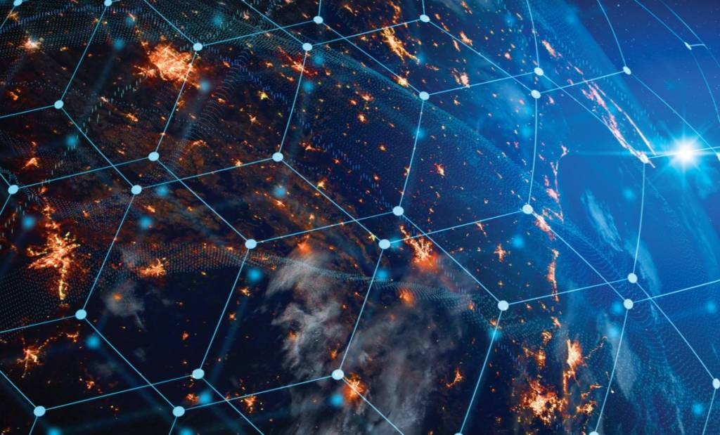 A web of interconnected DLT ecosystems