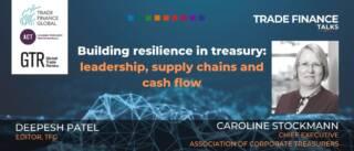 Caroline Stockmann Building resilience in treasury ACT