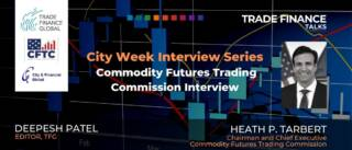 heath tarbert city week interview