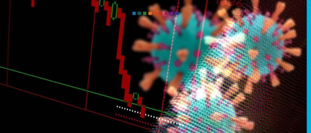 trade downfall covid