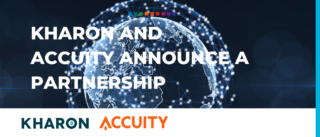 Kharon and Accuity annouce a partnership